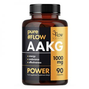 pureFLOW AAKG 1000 mg