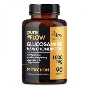 pureFLOW Glucosamine + MSM + Chondroitin