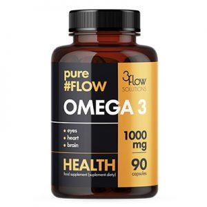 pureFLOW Omega-3 1000 mg