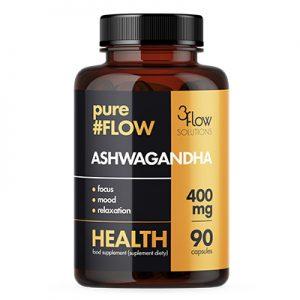 pureFLOW Ashwaganda 400mg