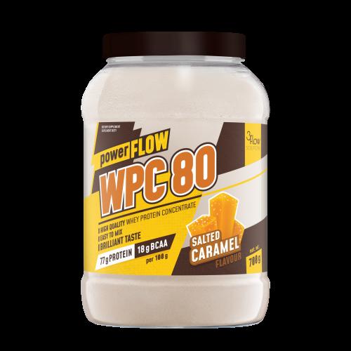 powerFLOW WPC80 słony karmel