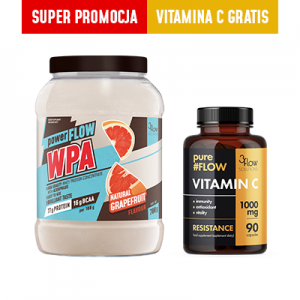 3FLOW MIX-  WPA Grapefruit  + Vitamina C  GRATIS