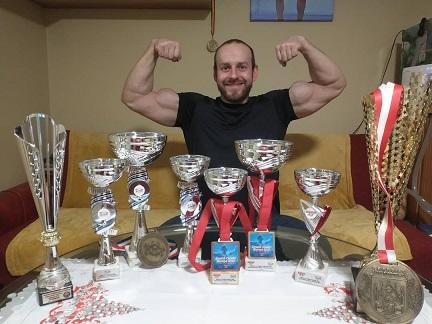 Daniel Kunikowski – Mistrz Świata w kulturystyce