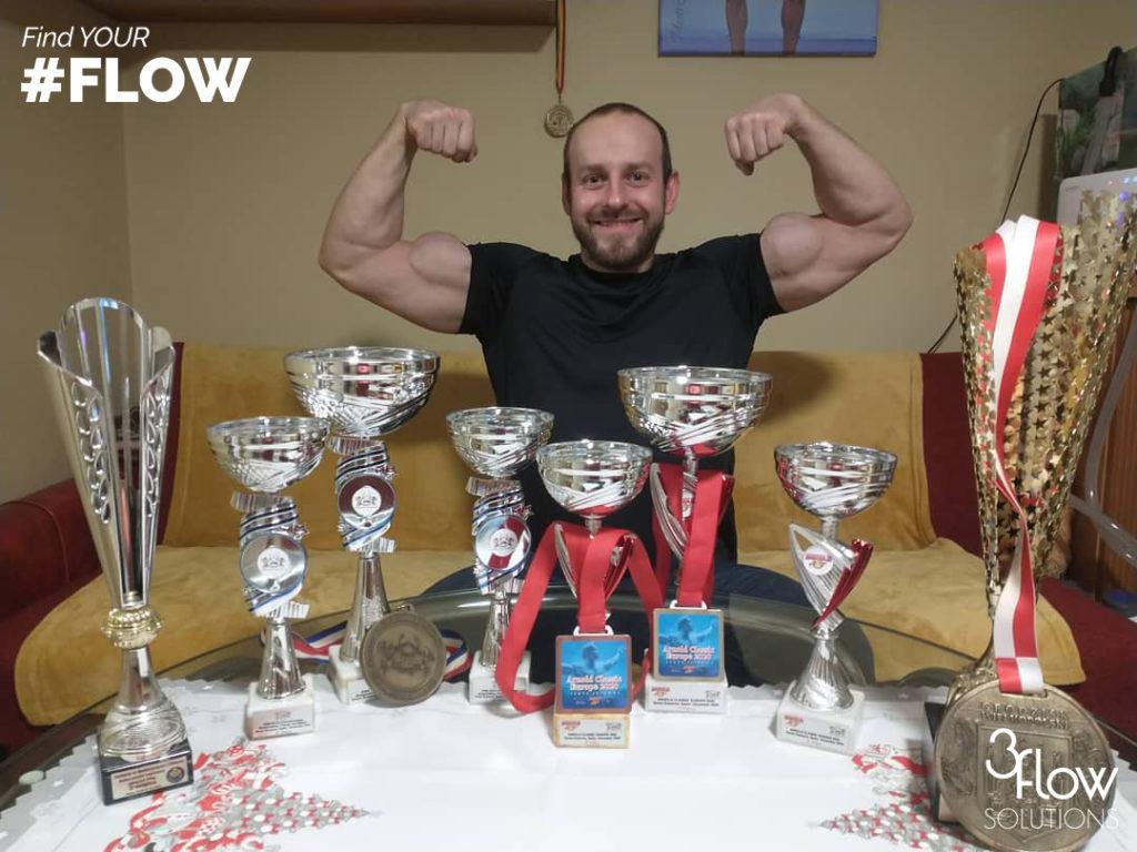 Daniel Kunikowski Mistrz Świata IFBB Arnold Classic Europe
